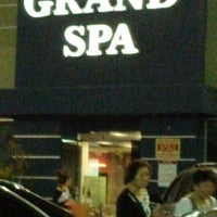 Photo taken at Grand Spa by JE Y. on 4/22/2012