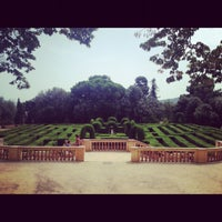 Photo prise au Parc del Laberint d'Horta par Thercita le8/19/2012