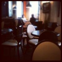 Photo taken at Кофеин by Rita L. on 5/18/2012