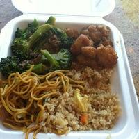 Photo taken at Panda Express by Marc N. on 3/29/2012