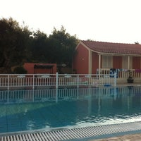 Photo taken at Hotel Pantheon Tsilivi Zakynthos by Andra D. on 7/10/2011