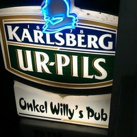 Photo taken at Onkel Willy's Pub by pc b. on 8/29/2011