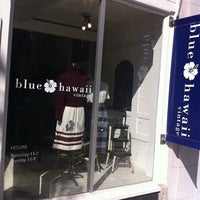 Photo taken at Blue Hawaii Vintage by Meghan G. on 8/30/2011