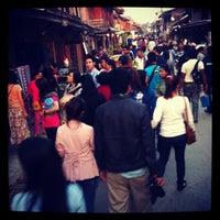 Снимок сделан в Chiang Khan Walking Street пользователем Kittiphong B. 12/4/2011
