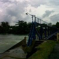 Photo taken at Bendungan Pice by Daesy G. on 12/31/2011