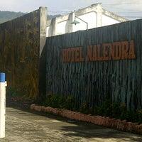 Photo taken at Hotel Nalendra Bitung by Jimmy R. on 12/15/2011