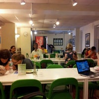 Photo taken at Hostelling International DC by Lesley D. on 9/15/2011