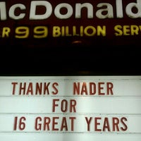 Photo taken at McDonald's by Christopher B. on 9/21/2011