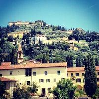 Photo taken at Pizzeria San Domenico by Luca B. on 5/12/2012