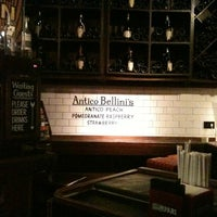Photo taken at Antico Posto by American Business Language Academy C. on 6/16/2012