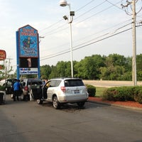 Photo taken at SuperSuds Car Care Center by Ravi S. on 5/26/2012