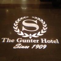 Photo taken at Sheraton Gunter Hotel San Antonio by Kiyo A. on 9/8/2012