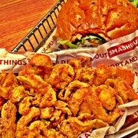 Photo taken at Smashburger by Phil C. on 5/4/2012