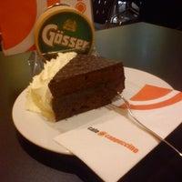 Das Foto wurde bei Cafe Cappuccino von Erich E. am 1/28/2012 aufgenommen