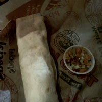 Photo taken at Taco John's by Kristi T. on 12/24/2011