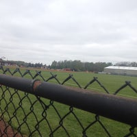 Photo taken at Taylor Baseball: Left Field by Tim R. on 4/21/2012