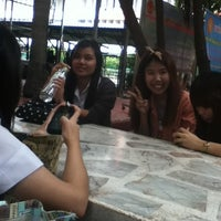 Photo taken at หลังเวทีสวนปาล์ม by Janyalak W. on 8/27/2012