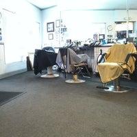 Photo taken at Chauncey's Barbershop by Desiree R. on 3/13/2012
