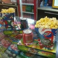 Photo taken at GNC Cinemas by Taísa S. on 10/31/2011