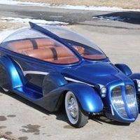 8/25/2011 tarihinde TravelOKziyaretçi tarafından Darryl Starbird's National Rod & Custom Car Hall of Fame Museum'de çekilen fotoğraf