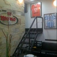 Photo taken at Pizzeria El Mono by Cristian V. on 12/28/2011