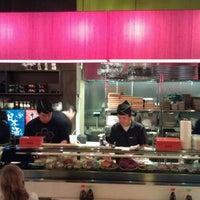 Photo taken at Mio Sushi by Loren K. on 11/1/2011