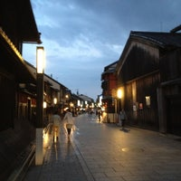 Photo taken at Gion-shijo Station (KH39) by 狭山 on 5/6/2012