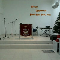"Photo taken at PD "" Yobel Praise Centre "" by mcell a. on 2/1/2012"