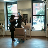 Photo taken at Blowtique by hm h. on 9/13/2012