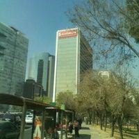Photo taken at GTB Mexico Scotiabank by Jaime L. on 12/14/2011