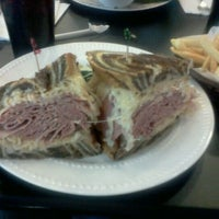 Photo taken at Levy's Bagels & Deli by Brendan R. on 5/4/2012