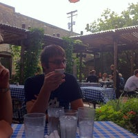 Photo taken at Black Forest Inn by Valerie R. on 8/14/2012