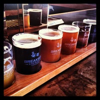 Photo taken at Breakside Brewery by Kat on 7/27/2012