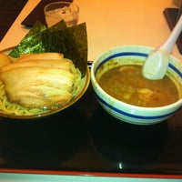 Photo taken at 大勝軒 麺屋こうじ 越谷レイクタウン by Kunishige N. on 4/5/2012