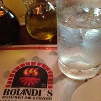 Photo taken at Rolandi's by Orquidea L. on 9/11/2012