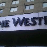 Photo taken at The Westin Edmonton by marqsean on 11/26/2011