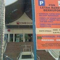 Photo taken at CIMB Bank by Aca A. on 9/2/2011
