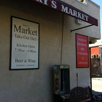Photo taken at Jerry's Market by H. Peter J. on 1/6/2012