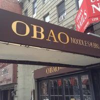 Das Foto wurde bei OBAO Midtown von Jason D. am 8/2/2012 aufgenommen