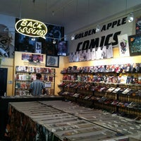 Photo taken at Golden Apple Comics by Brian W. on 2/21/2011