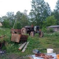 Photo taken at Тесово by Денис К. on 6/10/2012
