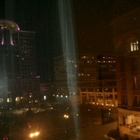 Photo taken at InterContinental Milwaukee by Chris C. on 2/10/2012