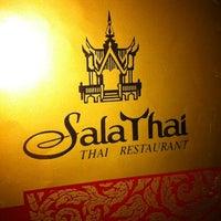 Photo taken at Sala Thai by Meowby L. on 6/3/2012