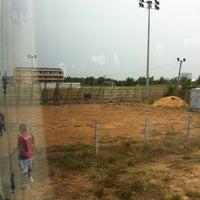 Photo taken at สนามเทศบาลวังน้ำเย็น by ArTiUs #. on 4/1/2012