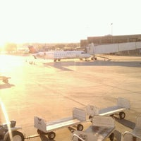 Photo taken at Mobile Regional Airport by Paul R. on 3/25/2012