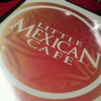 Photo taken at Little Mexican Cafe by Bea G. on 1/8/2012