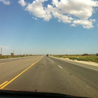 Photo taken at CA-138 (Pearblossom Hwy) by Nate B. on 9/29/2011