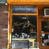 Photo taken at Marquet Patisserie by Brooklyn R. on 3/26/2011
