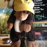 Photo taken at Banana Crepe by David L. on 7/27/2012