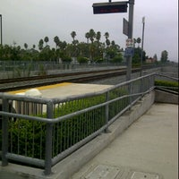 Photo taken at Metrolink Industry Station by Eddie M. on 9/16/2011